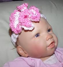 baby crochet headbands baby headband crochet pattern free crochet pattern courtesy of