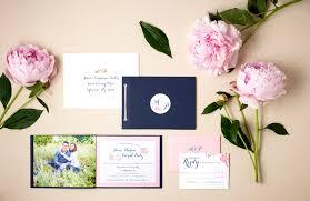 Wedding Booklets 6 Page Grommet Bound Wedding Invitation Booklet Adori Designs