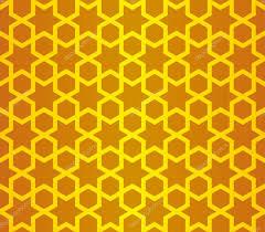 Pattern Ottoman Seamless Ottoman Geometric Pattern Stock Vector Koraysa 94935096