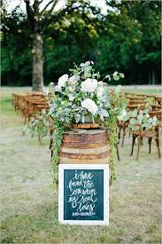 Rustic Backyard Wedding Ideas 35 Rustic Backyard Wedding Decoration Ideas Whiskey Barrels