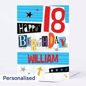 18th birthday card son now you u0027re 18 only 1 49
