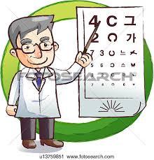 eye doctor clipart 31599