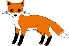 cartoon pictures of a fox free download clip art free clip art