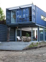 touch the wind tucson steel shipping container house with two