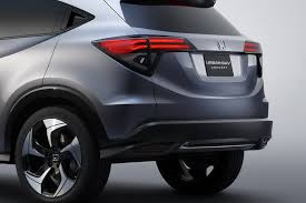 Honda Urban Honda Unveils Urban Suv Concept At Detroit Auto Show Tech Prezz