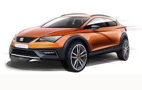 2016 nissan png it u0027s the spanish soft roader seat u0027s leon cross sport by car magazine
