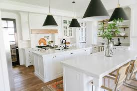 the modern farmhouse project kitchen u0026 breakfast nook house of