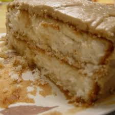 grandmother crisp u0027s caramel cake recipe stew share