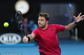 roger federer beats stan wawrinka in five set epic daily mail online