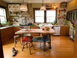Design Of A Kitchen A Century Old Kitchen Comes To Life Hgtv