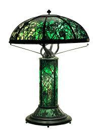 lighting new york rivere art glass table lamp riviere studios american new