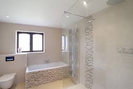 Modern White Bathroom Ideas Best Modern White Bathroom Tile 18