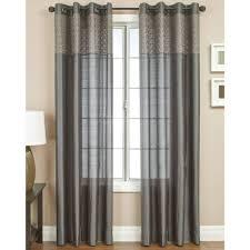 Grommet Curtains For Sliding Glass Doors Grommet Top Curtains For Sliding Glass Doors