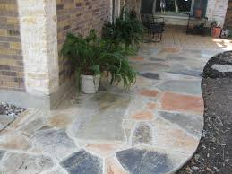 Limestone Patios Custom Flagstone Patios Austin Texas Design And Build