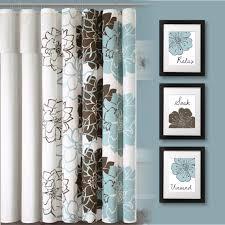 Brown And Blue Bathroom Decor Bathroom Art Print Bathroom Decor