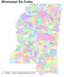 Louisville Zip Code Map by Mississippi Zip Code Maps Free Mississippi Zip Code Maps