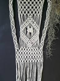 macrame wall hanging large boho decor modern decor large woven