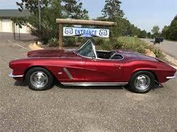 62 corvette convertible for sale 1962 chevrolet corvette for sale on classiccars com 61 available