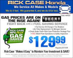 Brake And Light Inspection Price Honda Service Specials Get Oil Change U0026 Auto Repair Deals