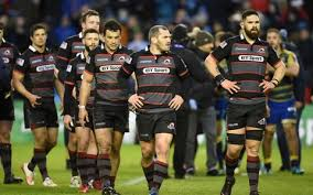 Of Challenge Edinburgh 6 Cardiff 20 Blues Send Scots Crashing Out Of Challenge Cup