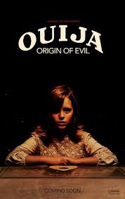 mike flanagan u0027s ouija origin of evil poster is simple but