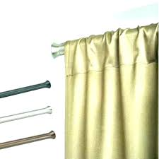 spring tension curtain rod tension curtain rods look at this tension curtain rods target small tension