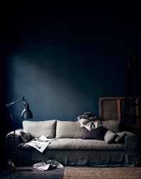 dark interior dark blue interior inspiration lobster and swan
