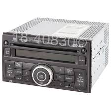 buy a 2008 2011 nissan rogue radio or cd player at buyautoparts
