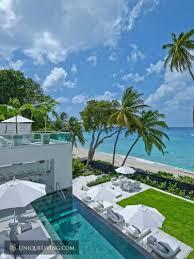 avant garde luxury beach front villa on barbados decoholic