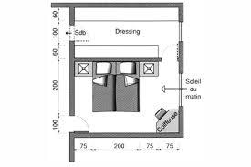 amenagement chambre 12m2 plan chambre où mettre le lit dans la chambre côté maison