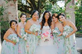 floral bridesmaid dresses floral bridesmaid dresses are the wedding trend that will grow on