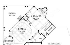 Cabana House Plans Versailles Mansion Floor Plans Luxury Floor Plans