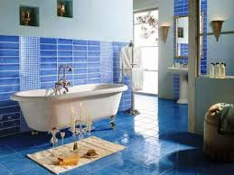blue bathroom tile ideas simple blue bathroom tile ideas on small home remodel ideas with