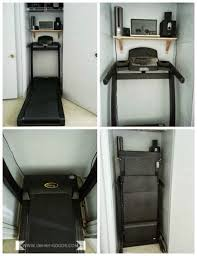 treadmill in living room a nifty idea especially since my treadmill is currently in the