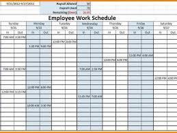 Staffing Schedule Template Excel Staff Timetable Template Free Excel Employee Schedule Template