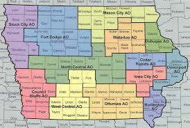 Map Of Des Moines Iowa Iowa Vocational Rehabilitation Services Contact Information By