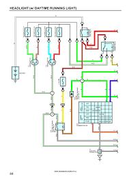 toyota tacoma light wiring diagram wiring diagrams