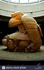 cedar wood sculpture carved yellow cedar wood sculpture the and the by