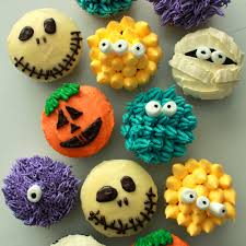 appetizer halloween halloween cupcake by ohsweetday