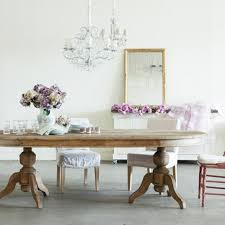 Dining Room Furniture   Ideas For A Charming Shabby Chic - Shabby chic dining room set