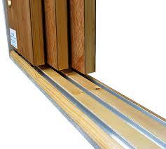 Closet Door Systems Closet Door Rails Closet Ideas