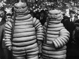 Michelin Man Meme - til the michelin man s real name is bibendum and the reason he s
