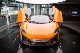 mclaren factory see inside mclaren u0027s incredible 650s supercar factory pictures