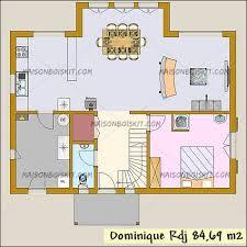 les chambres d une maison prix maison bois 5 chambres mezzanine