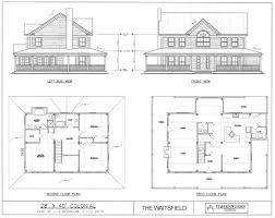colonial house plans post beam house plans and timber frame drawing packages by