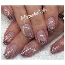 70 stunning glitter nail designs wedding manicure gold glitter