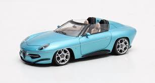 alfa romeo disco volante spyder touring 2016 model cars review