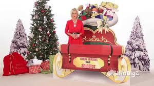 Santas Sleigh Opportunity Party Supplies Shindigz