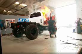 Ford Diesel Truck Fires - interview with the diesel brothers heavy d and diesel dave