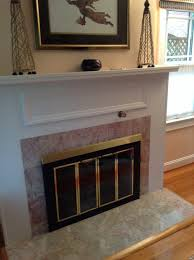 Paint Tile Fireplace by Can You Paint The Tile Around A Fireplace